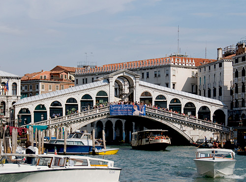 Venice Top Ten Attractions